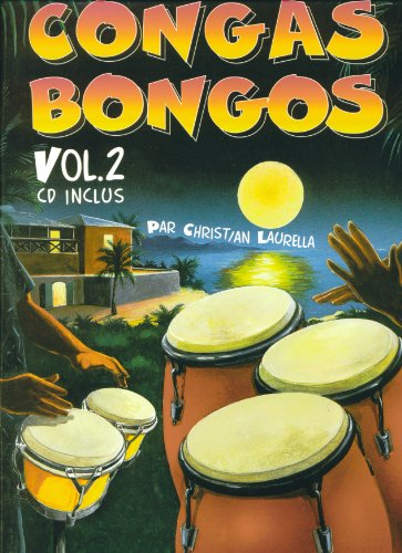 Congas Bongos Vol 2 CD