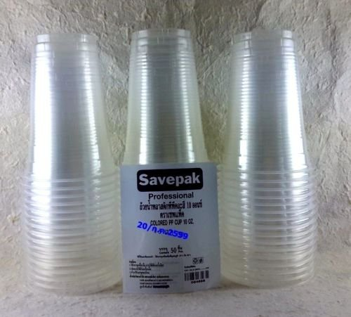 Clear Plastic Party Disposable Cups Drinking Glass cups dixie PP Cup 22 oz 100 pcs