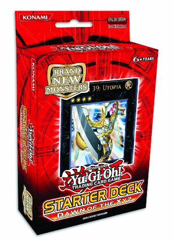 YuGiOh ZEXAL 2011 Starter Deck Dawn of the XYZ New Series New Monster Type! - 1