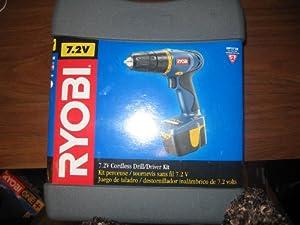 Ryobi ZRHP472K 7.2V Cordless Drill/Driver Kit