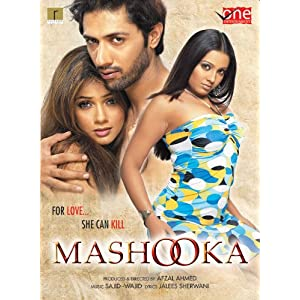 Mashooka (2005) (Hindi Romance Thriller Film / Bollywood Movie / Indian Cinema DVD)