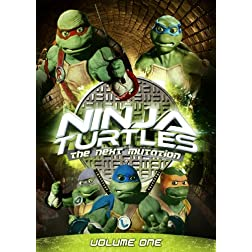 Ninja Turtles: The Next Mutation, Vol.1