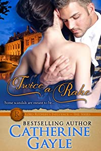 Twice A Rake by Catherine Gayle ebook deal