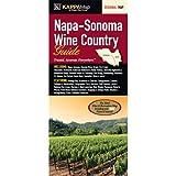 Napa - Sonoma Wine Country Guide Fold Map
