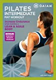 Pilates Intermediate Mat Worko