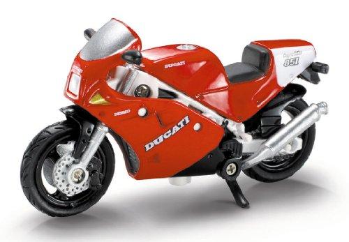NewRay 1/32 Die-Cast Motorcycle: Ducati 1988 851 Superbike - 1