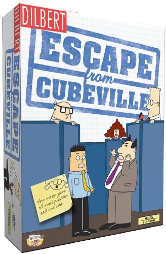 Dilbert: Escape from Cubeville