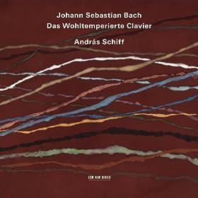 J.S. Bach: Das Wohltemperierte Klavier: Book 1, BWV 846-869 - Fuge d-Moll, BWV 851