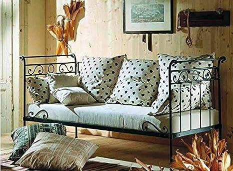 Sofa-Cama de forja Mod. ABRIL