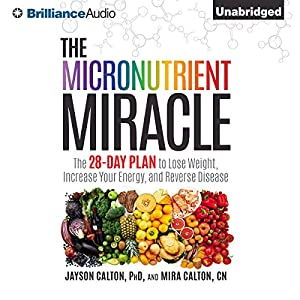 The Micronutrient Miracle Audiobook