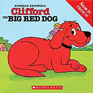 Clifford the Big Red Dog (French Edition) Audiobook