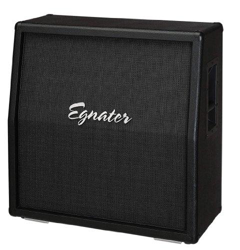 Egnater Vengeance Vn 4X12 Guitar Speaker Cabinet, 300 Watts, Angled