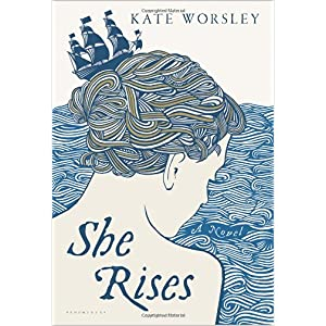 'She Rises by Kate Worsley