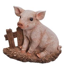 Vivid Arts Pig Plaque by Vivid Arts Ltd