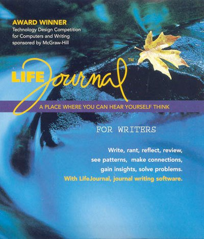 Lifejournal 3 For Writers - Boxed Edition For Windows