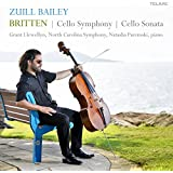 Britten: Cello Symphony / Sonata For Cello And Piano