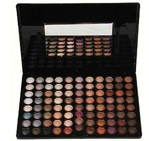 88 Full Color Palette Ombre à Paupières Ombre à paupières en poudre, ombres à paupières Palette