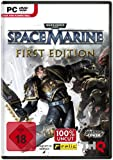 Warhammer 40.000: Space Marine - First Edition (uncut)