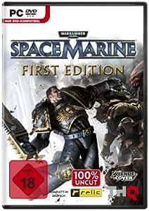 Warhammer 40.000: Space Marine - First Edition (uncut)