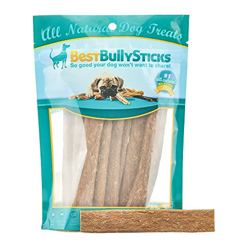 bully jerky by best bully sticks 8oz. Black Bedroom Furniture Sets. Home Design Ideas