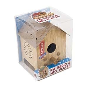 Spinning Hat Birdbox Radio