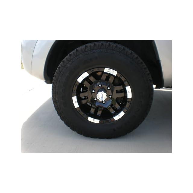 Moto Metal Series MO951 Gloss Black Machined Wheel (16x8/6x5.5)