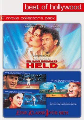 Best of Hollywood - 2 Movie Collector's Pack: Ein ganz normaler Held / Eine Klasse für sich [2 DVDs]