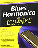 img - for Blues Harmonica For Dummies book / textbook / text book