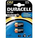 Duracell Ultra M3 CR2 - Kamerabatterie 2 Stück CR2 Li, DUR030480