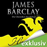 Himmelsriss (Die Chroniken des Raben 4) | James Barclay