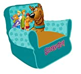 Warner Brothers Scooby-Doo Paws Bean Chair