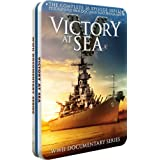 Victory at Sea - The Complete 26 Episode Series - Plus 6 Bonus War Documentary Programs - Collector's Tin ~ Various