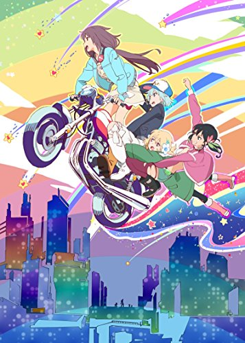 ローリング☆ガールズ 4 [Blu-ray]