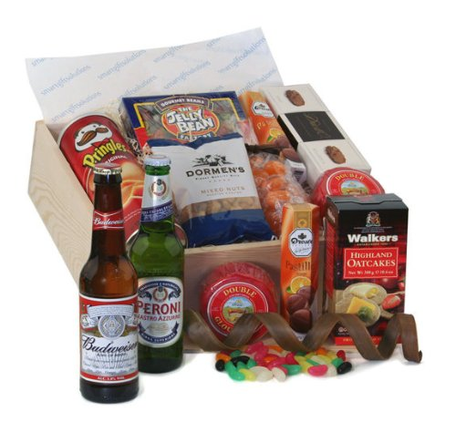 Food Hampers and Gift Baskets Send the Chill Out Gift Box - SGS-101