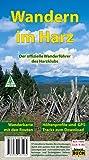 Wandern im Harz: Der offizielle Wanderführer des Harzklubs