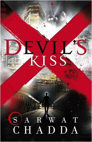 The Devil's Kiss (Billi SanGreal, #1)