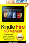 Kindle Fire HD Manual: The Complete G...