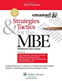 img - for Strategies & Tactics for the MBE book / textbook / text book