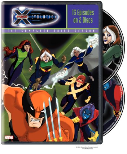 X-Men Evolution: Complete Third Season [DVD] [Region 1] [US Import] [NTSC]