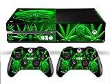XBOX ONE Skin Weed 420