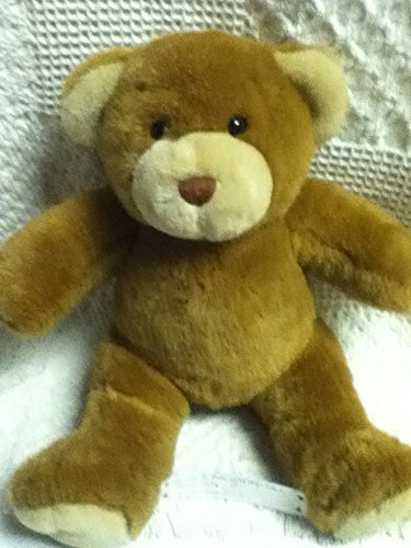 Build-A-Bear Workshop Sitting Brown Teddy Bear Plush Animal - 1