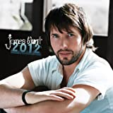 James Blunt 2012 Calendar