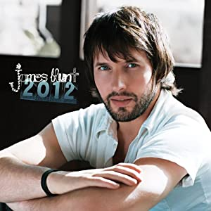 Official James Blunt 2012 Calendar