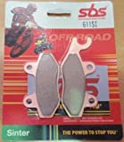 SBS OFF ROAD SINTERED BRAKE PADS SBS611SI