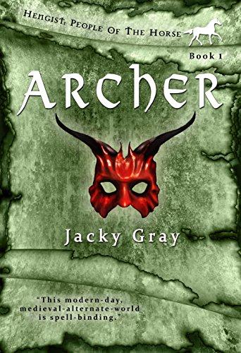 Archer by Jacky Gray ebook deal