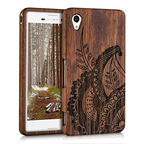 kwmobile-natural-wood-case-with-design-floral-composition-for-the-sony-xperia-m4-aqua-in-rosewood-da