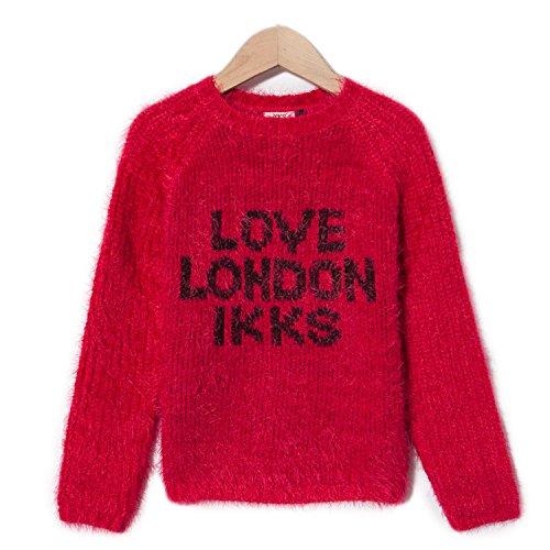 IKKS - Pull, Colore: Rosso Taglia: 14A