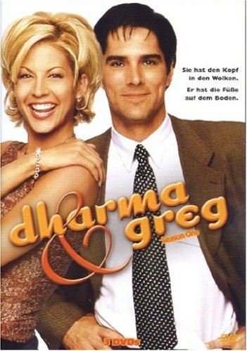 Dharma & Greg - Season 1 [3 DVDs]