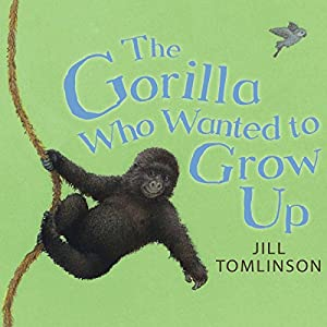 The Gorilla Who Wanted to Grow Up Audiobook