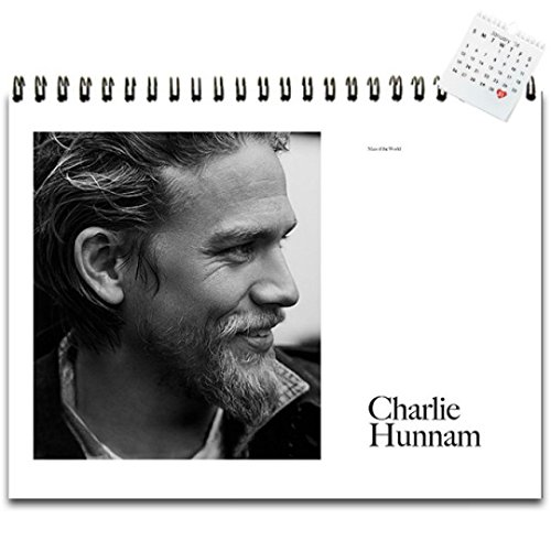 Charlie Hunnam Men